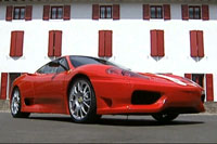 Ferrari Challenge Stradale review by Motor Vision (German)