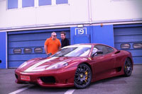Ferrari Challenge Stradale review by Marchettino